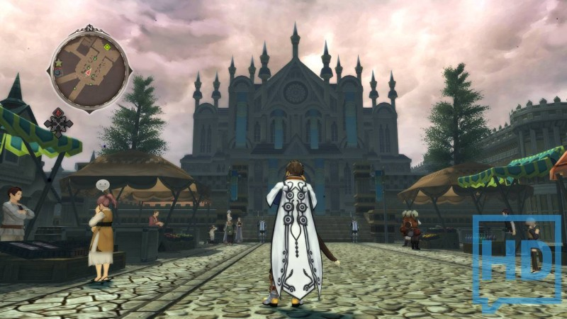 Review Tales of Zestiria para PC-8