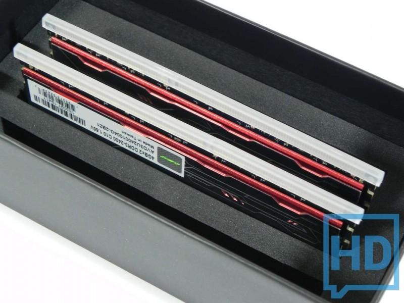 Avexir Blitz 1.1 DDR3 2400-3