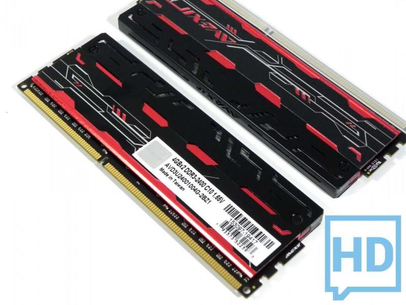 Avexir Blitz 1.1 DDR3 2400-5