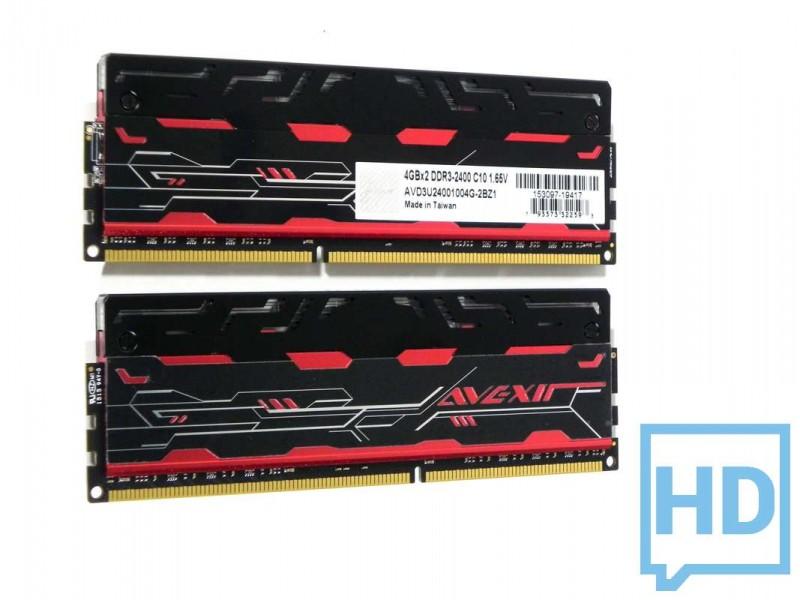 Avexir Blitz 1.1 DDR3 2400-9