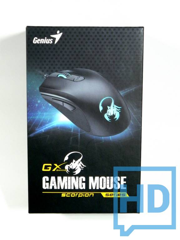 Mouse GX Gaming Scorpion-1