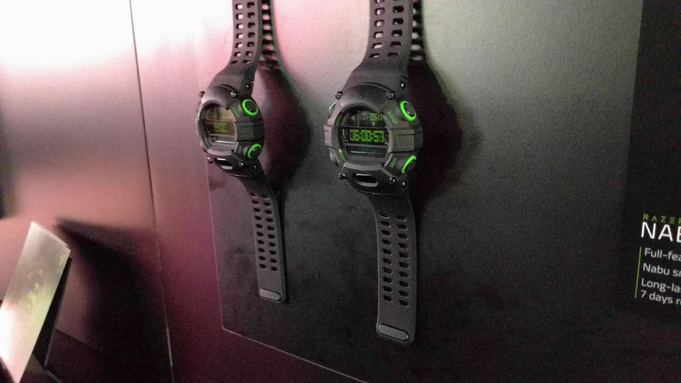 Razer Presenta El Nabu Watch Ces 2016 Hd Tecnologa