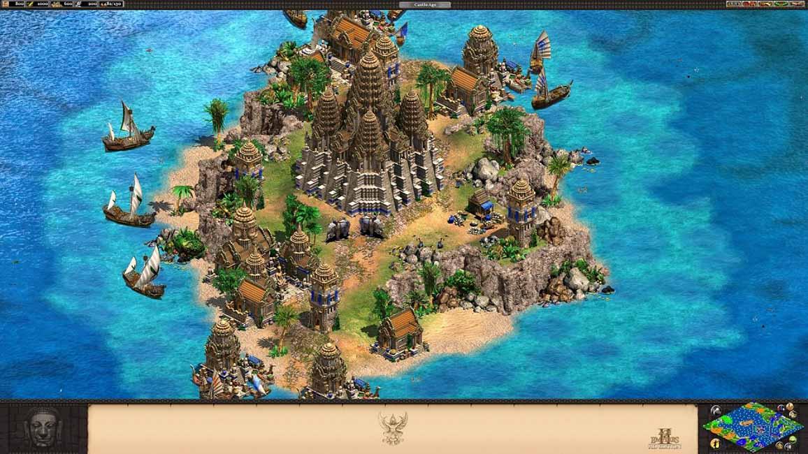 Age of Empires II HD Edition tiene una nueva actualización, Rise ...