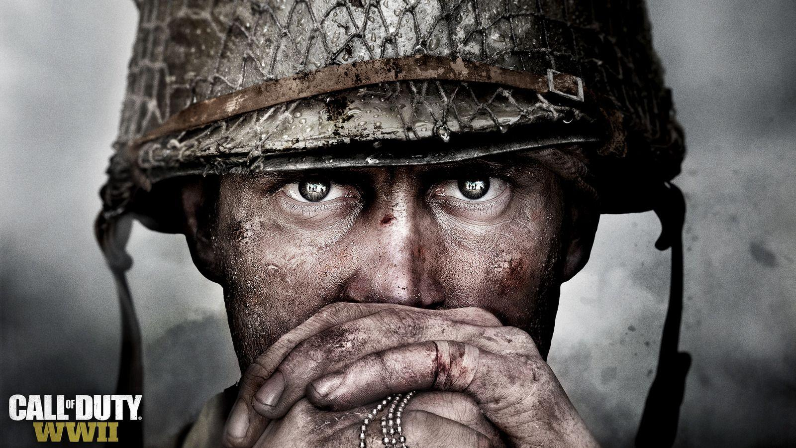 Activision Anuncia Call Of Duty: World War II