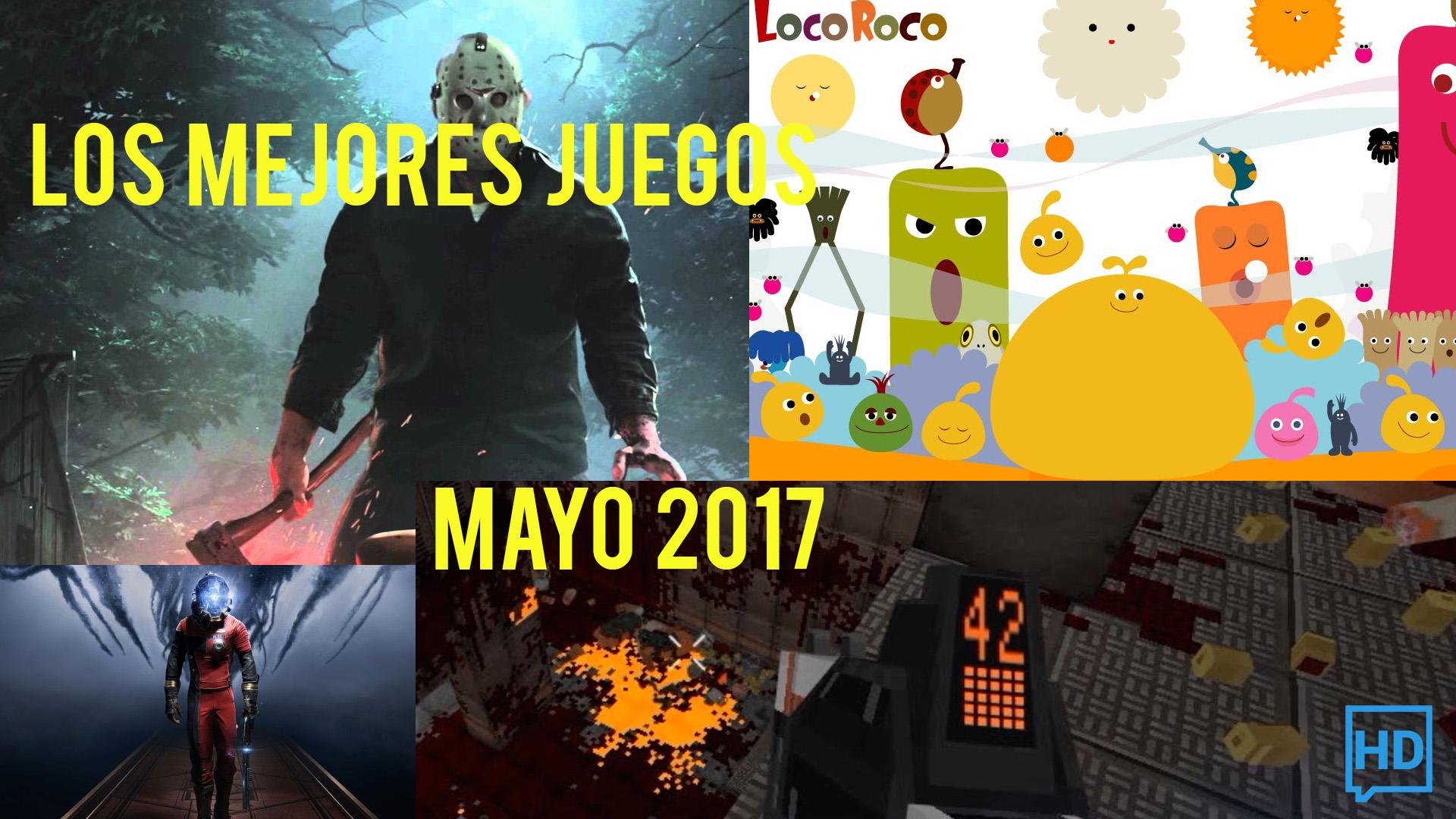 Los Mejores Juegos De Mayo 2017 Con Cual Te Quedas