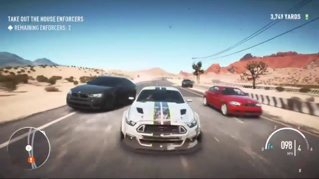 Need For Speed Car Race For Windows