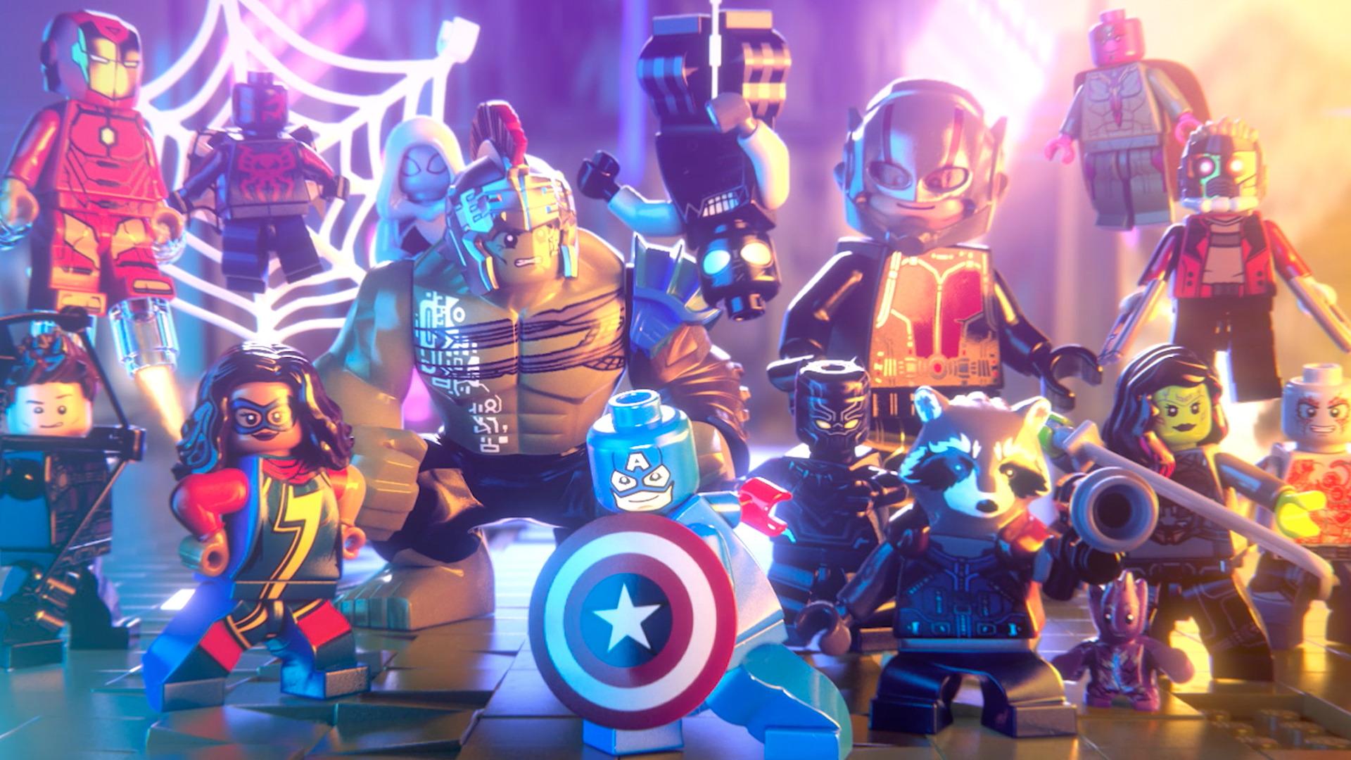 Review Lego Marvel Superheroes 2