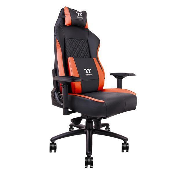 Thermaltake anuncia la silla gamer x comfort air con 4 for Precio sillas gamer