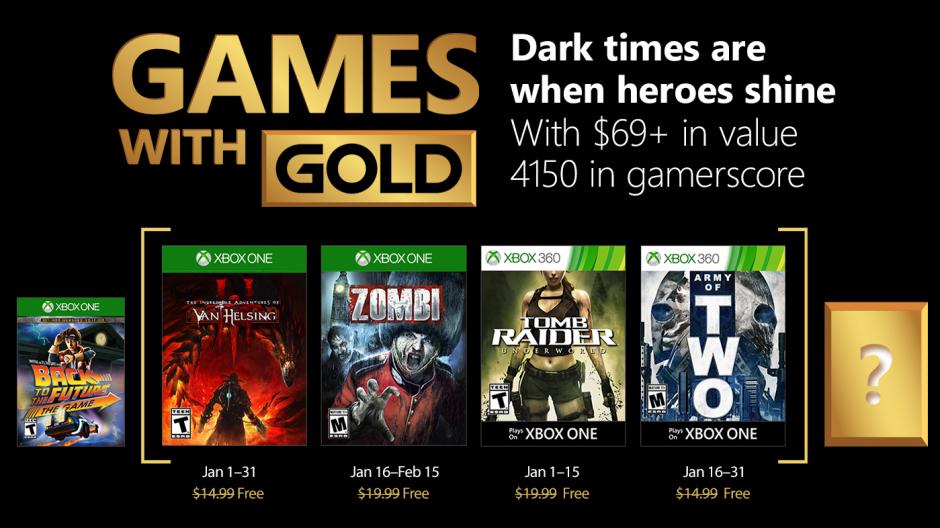 Tenes Una Xbox Microsoft Te Trae Sus Juegos Gratuitos Si Posees La