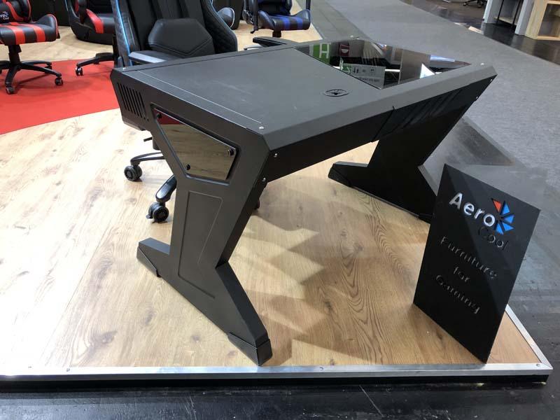 Aerocool Un Nuevo Prototipo De Escritorio Gamer