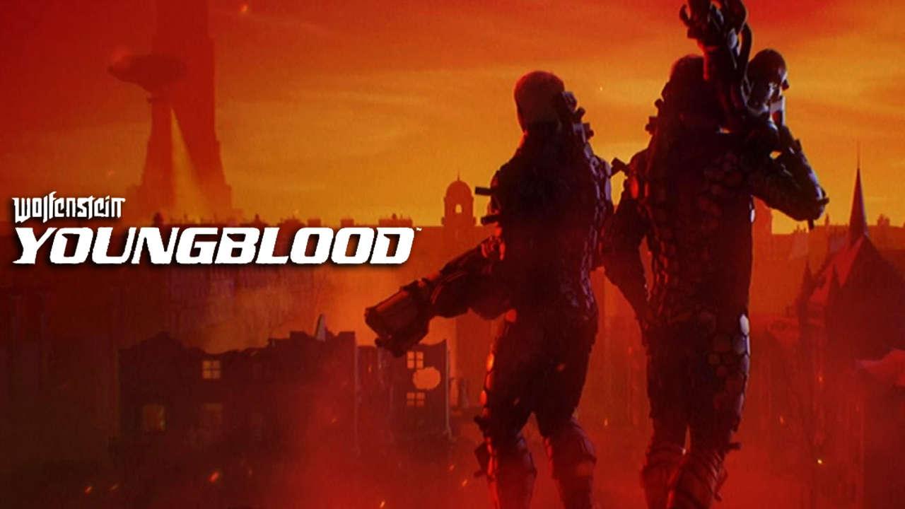 Con Juego Cooperativo Wolfenstein Youngblood Llegara En 2019 E3