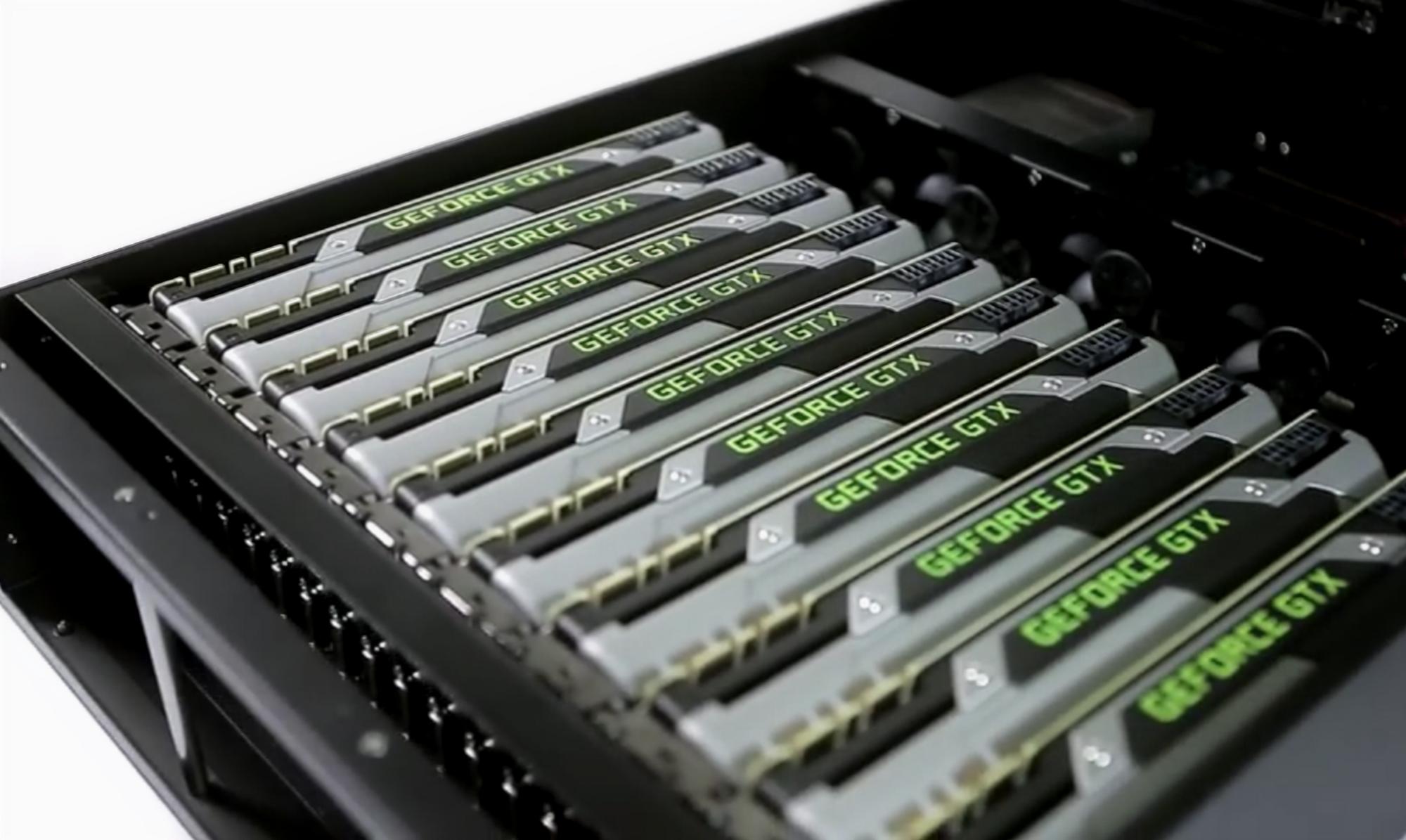 Por la baja demanda, en Julio los precios de GPUs bajarán hasta un 20%