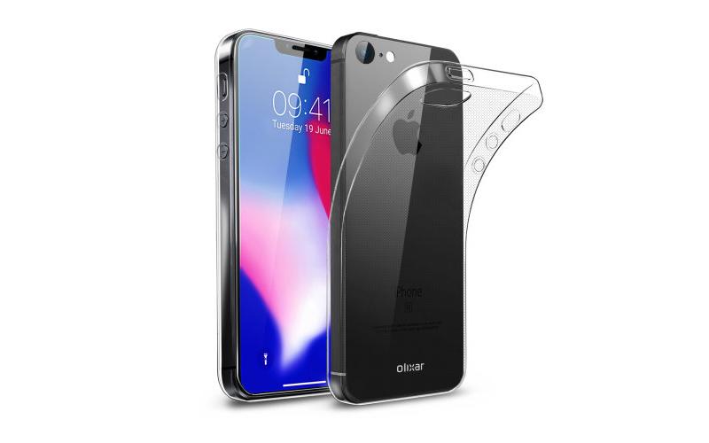 Una de las fundas de Olixar para el supuesto iPhone SE 2018.