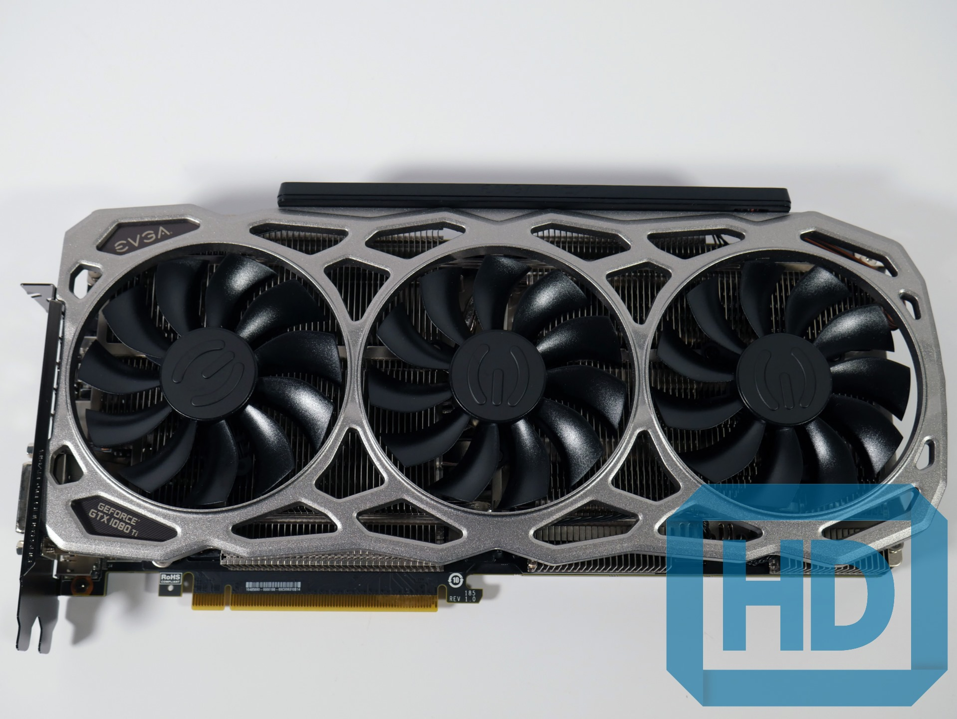 Review EVGA GeForce GTX 1080Ti FTW3 11GB
