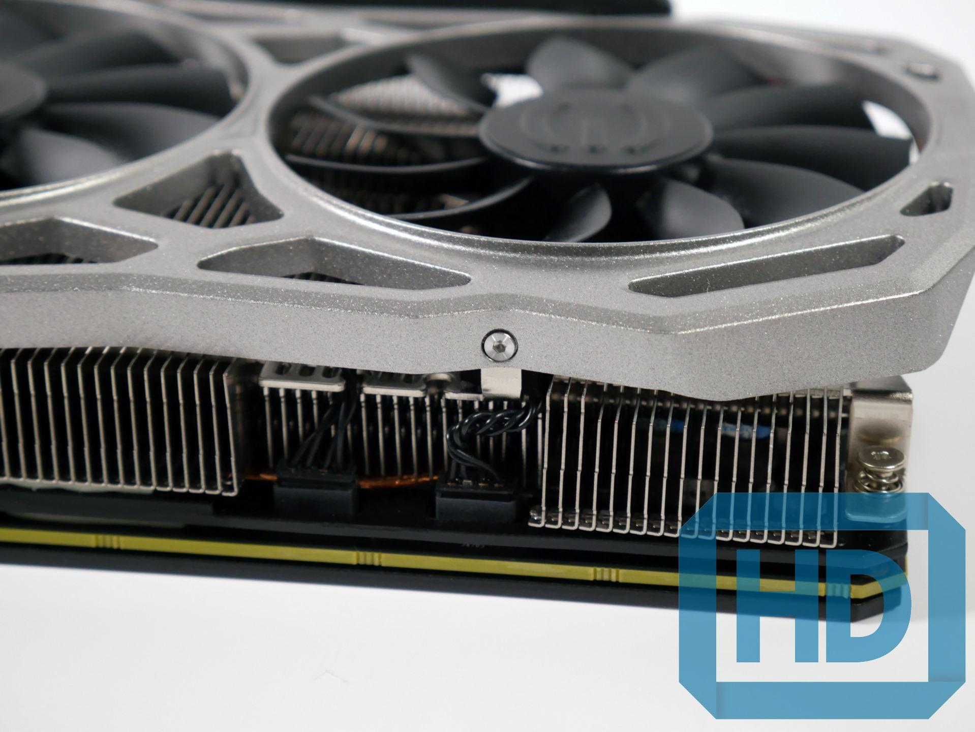 Review EVGA GeForce GTX 1080Ti FTW3 11GB