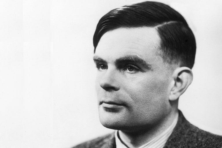 Alan Turing, a quien homenajearía Nvidia en su nueva serie.