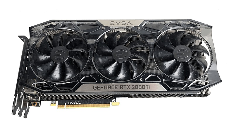 La EVGA GeForce RTX 2080Ti FTW3, disponible pronto...