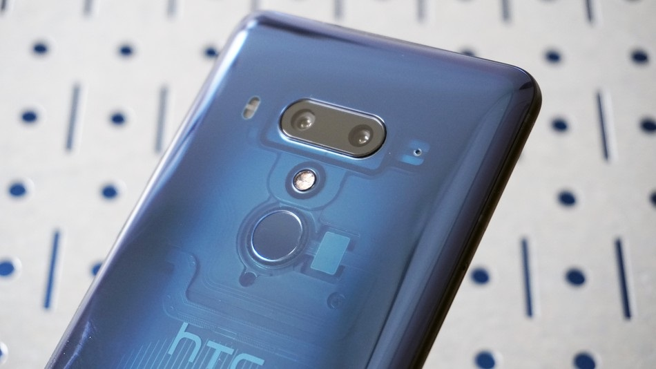 El HTC U12+, el actual tope de gama de la empresa.