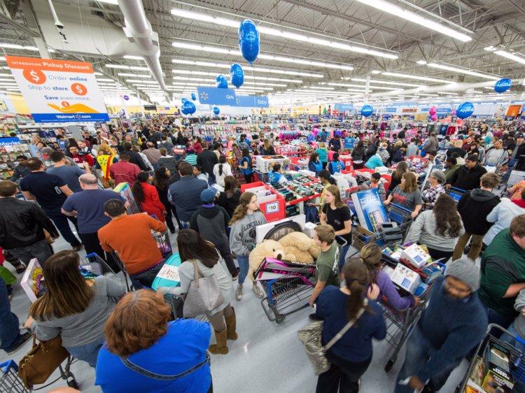 Ya no tendremos que hacer grandes filas gracias a que podremos ir a Walmart en Realidad Virtual.