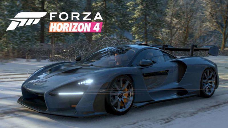 Forza Horizon 4 es uno de los títulos optimizados en la nueva entrega de drivers Radeon Adrenalin.