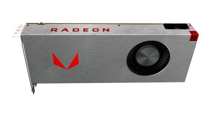 La AMD Radeon RX Vega 64, la tarjeta más poderosa soportada por estos nuevos drivers de AMD.
