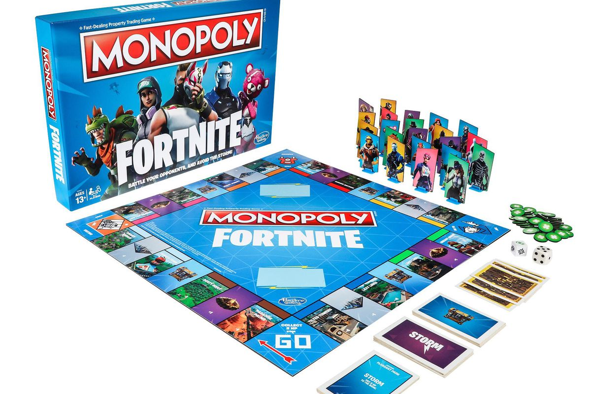Fortnite Tendra Su Version Exclusiva De Monopoly Hd Tecnologia