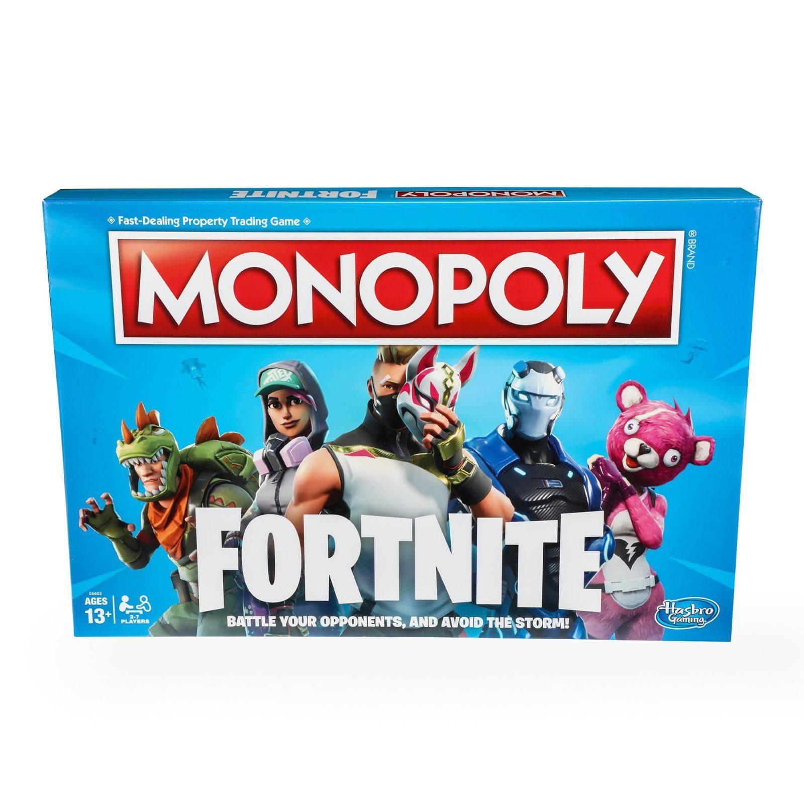 Fortnite Tendra Su Version Exclusiva De Monopoly Hd Tecnologia