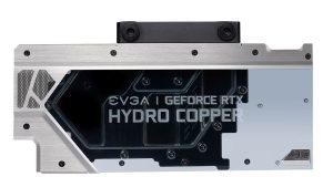 El nuevo bloque Hydro Cooper para la EVGA RTX 2080 Ti FTW3.