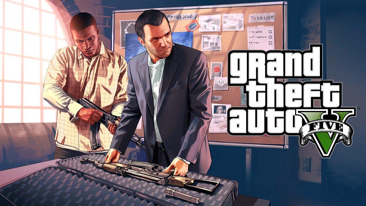 Gta V Tiene Cinco Veces Mas Jugadores En Playstation 4 Que En Pc