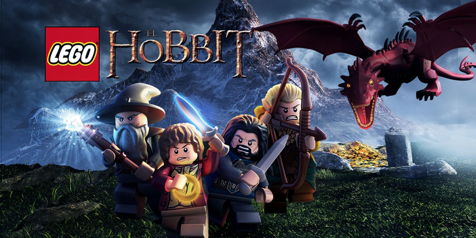 Lego The Hobbit Gratis Para Steam En Humble Bundle