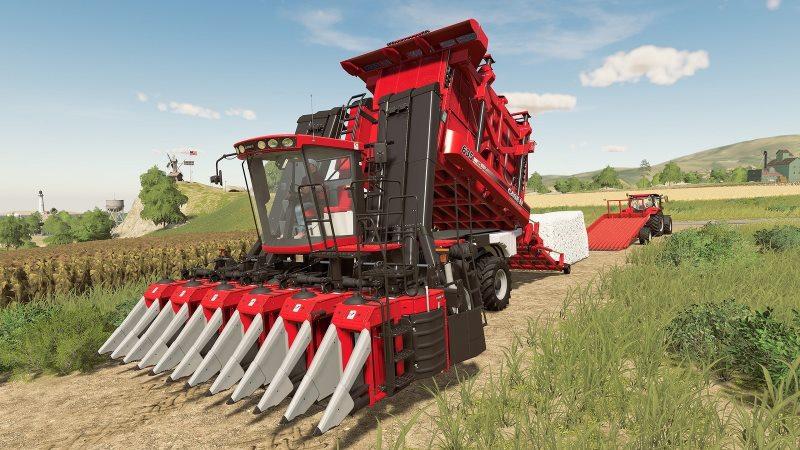 Se anuncia la emocionante liga competitiva de Farming Simulator