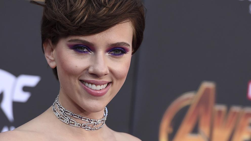 Scarlett Johansson considera causa perdida el porno falso