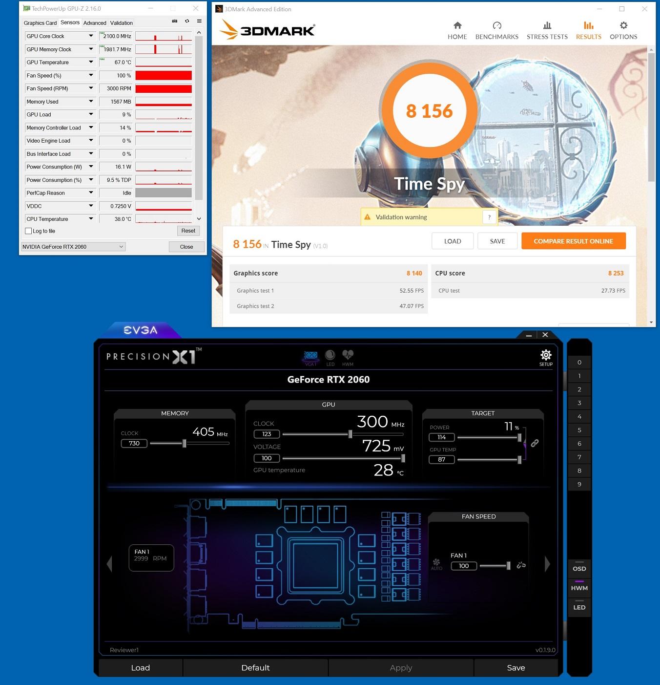 Review EVGA GeForce RTX 2060 XC 6GB