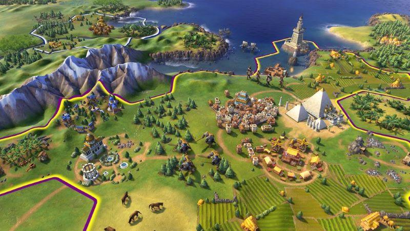 Podes jugar gratis Civilization VI en Steam por tiempo limitado