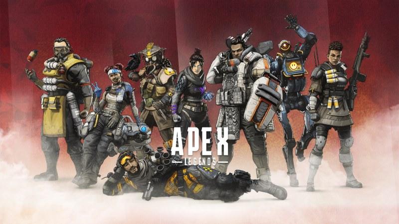 Apex Legends llegó a la marca de los 50 millones de jugadores