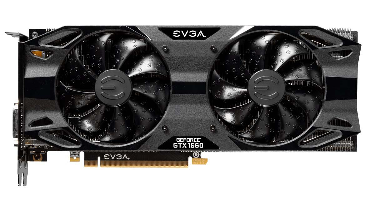 EVGA presenta sus GeForce GTX 1660 XC Black, XC y XC Ultra