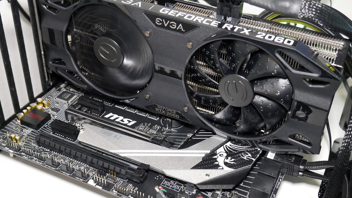 Review EVGA GeForce RTX 2060 XC Ultra 6GB