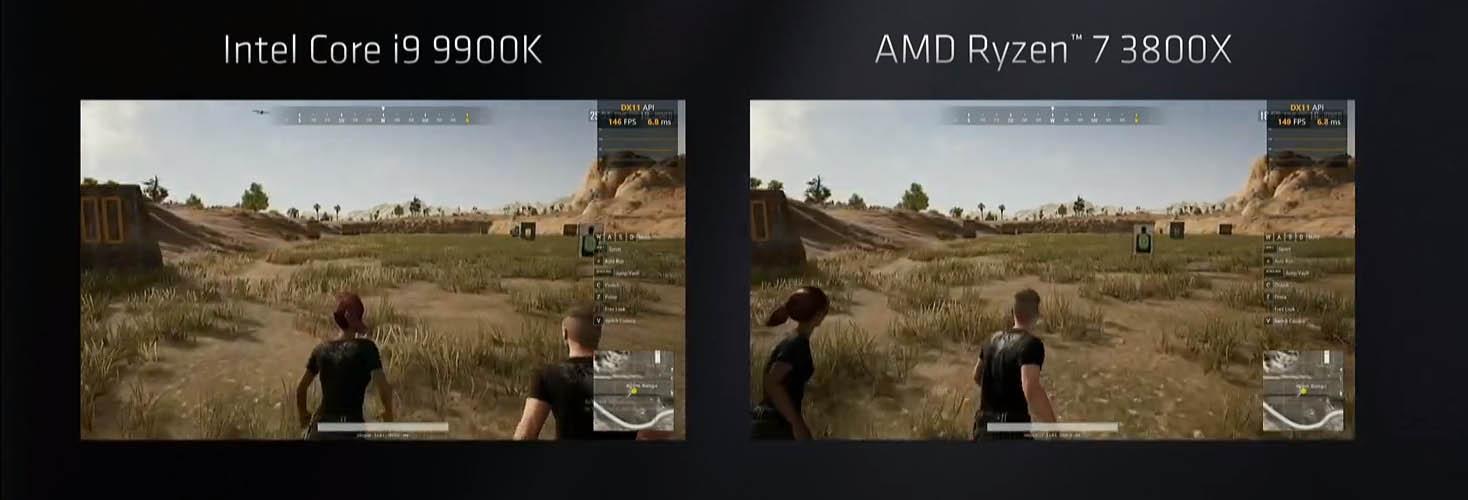 AMD presenta sus nuevos procesadores Ryzen 3000 - Computex 2019