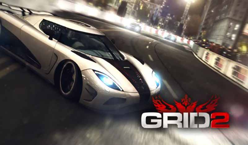 GRID 2 disponible de forma gratuita en Steam