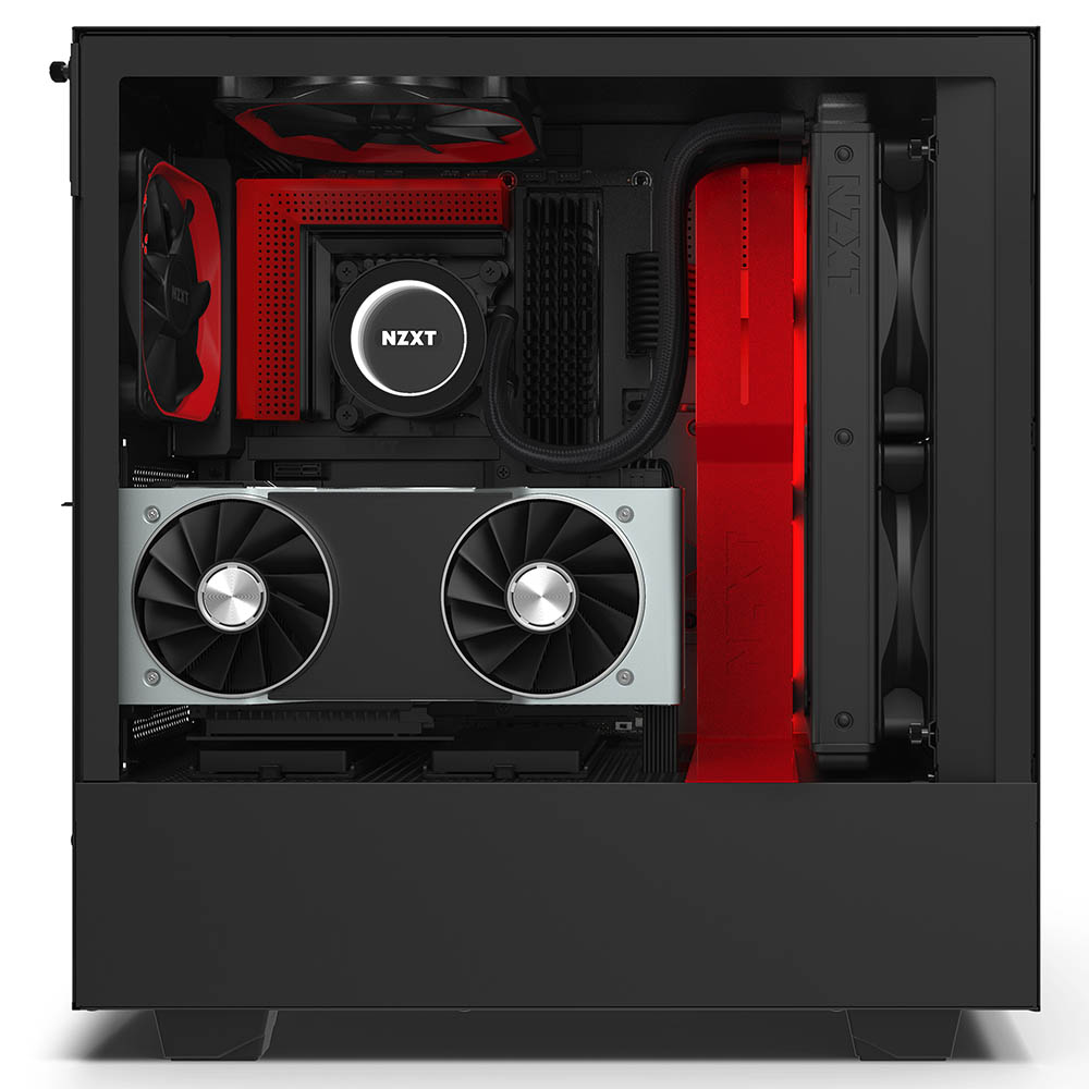 NZXT H510i 2019.
