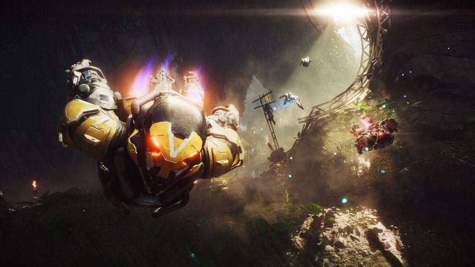 EA seguirá apostando por Anthem y por BioWare, según su CEO