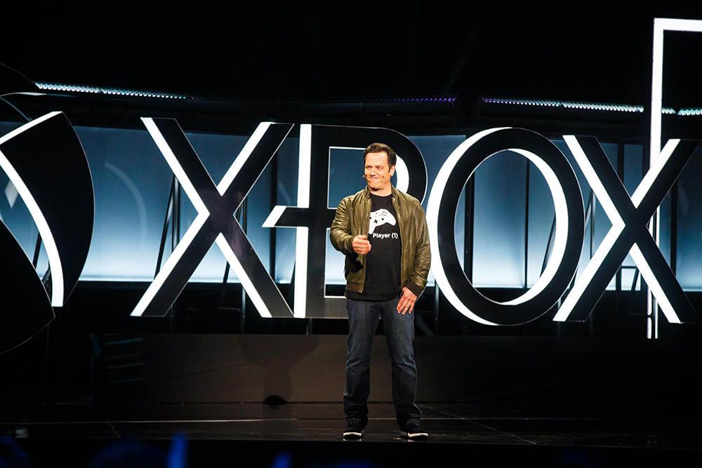 Phil Spencer, jefe de la división Gaming de Microsoft.