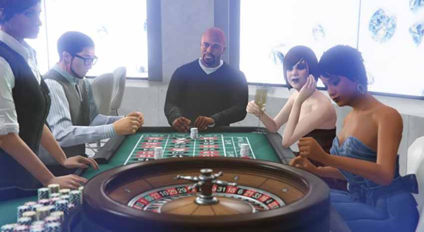Blackjack for money