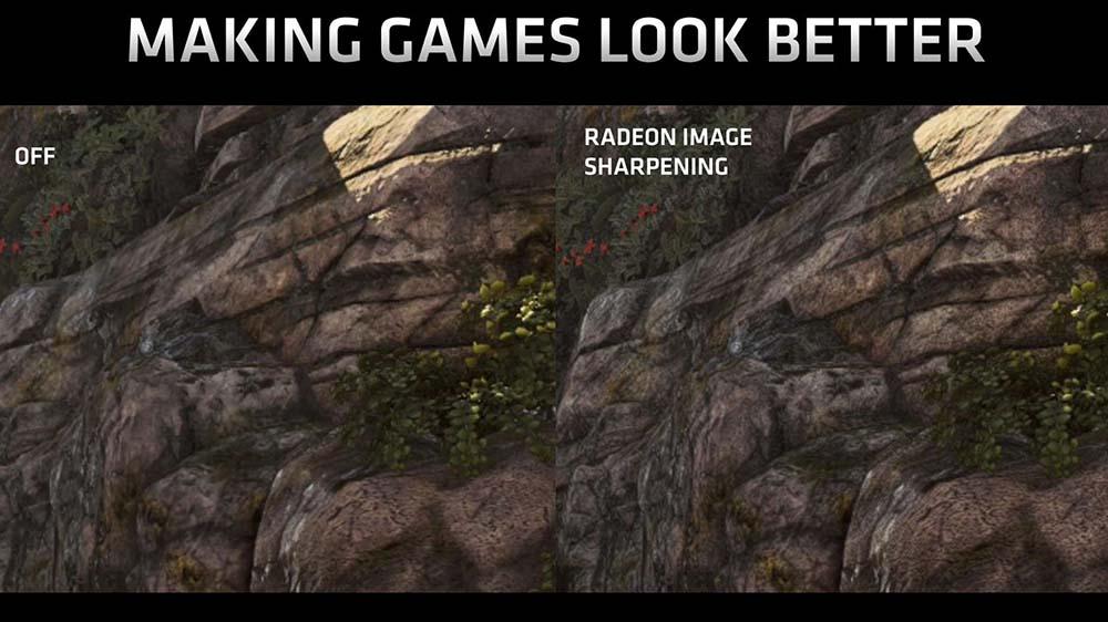 Un modder portó la tecnología de nitidez de AMD a Reshade, ahora