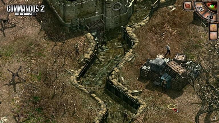 Análisis de Commandos 2 & Praetorians: HD Remaster - Xbox One