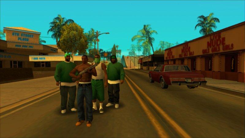 Encuentran nuevos trucos en GTA: San Andreas 15 años después
