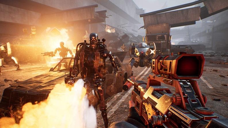 Resistance se lanzará el próximo 15 de noviembre — Terminator