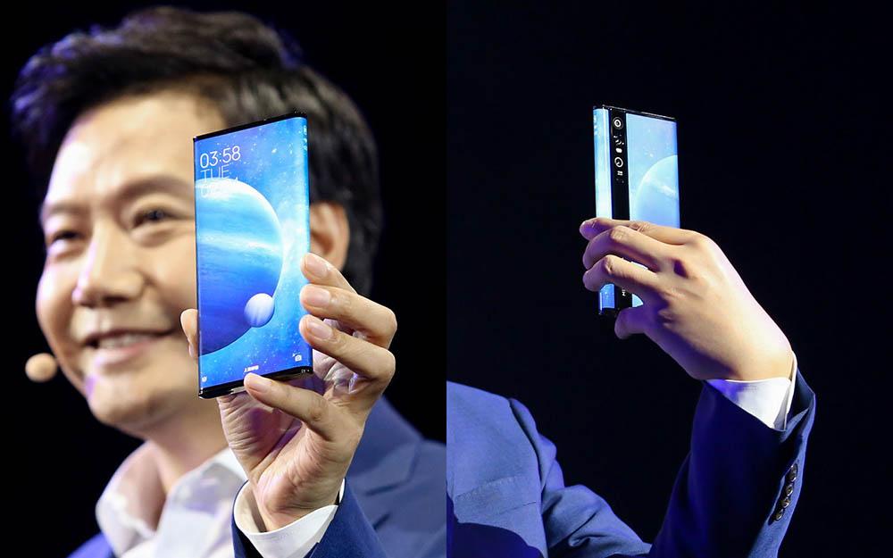 Resultado de imagen para Xiaomi Mi Mix Alpha