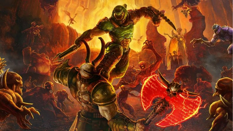 DOOM Eternal se retrasa al 20 de marzo de 2020