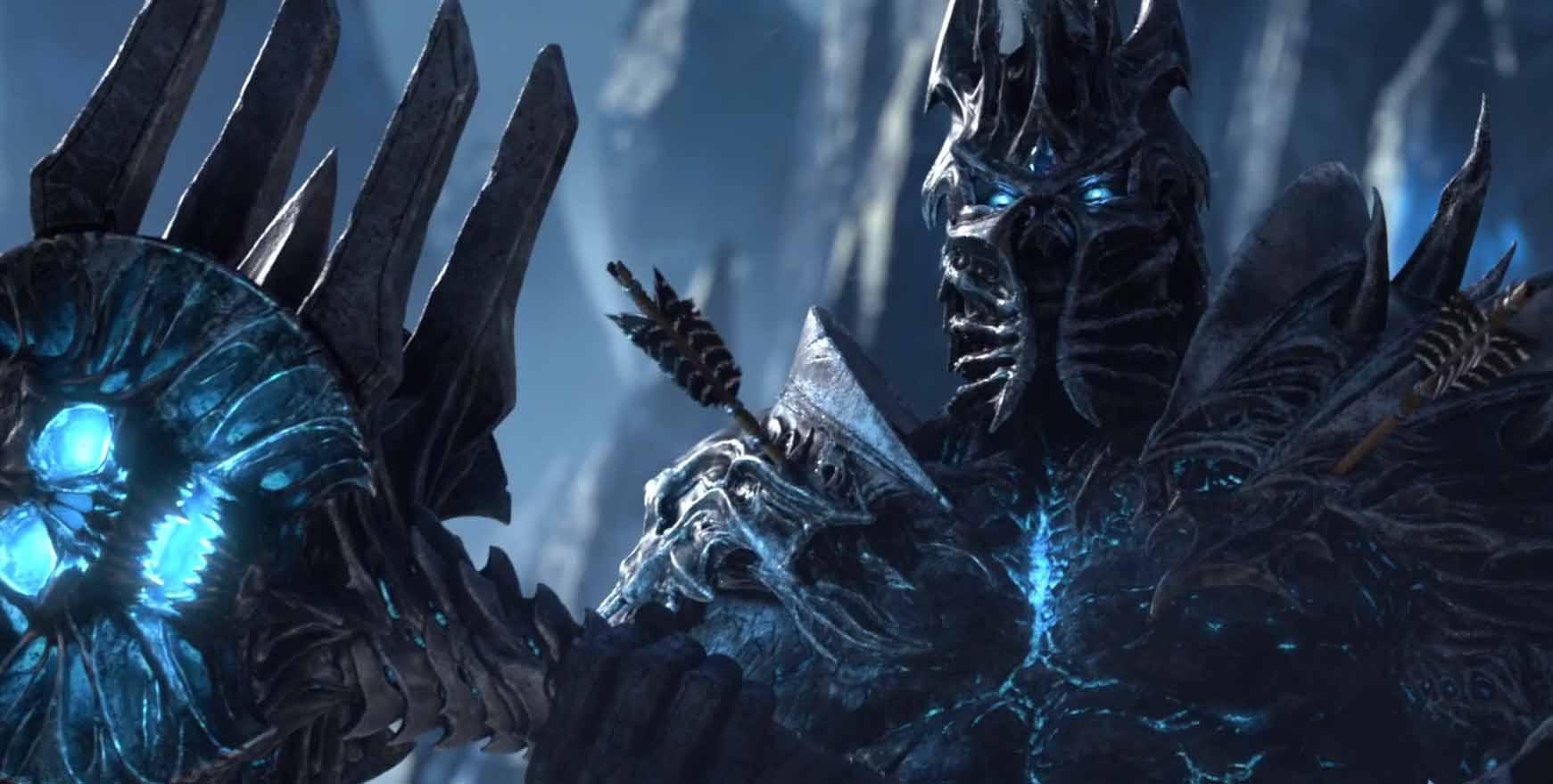 Revelan Shadowlands, la nueva expansión para World of Warcraft, en BlizzCon 2019